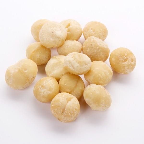 Macadamiakerne, Rohkostqualität