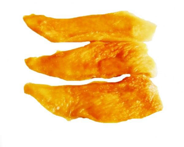 Mango Streifen Soft, ohne Zuckerzusatz, ungeschwefelt aus Thailand