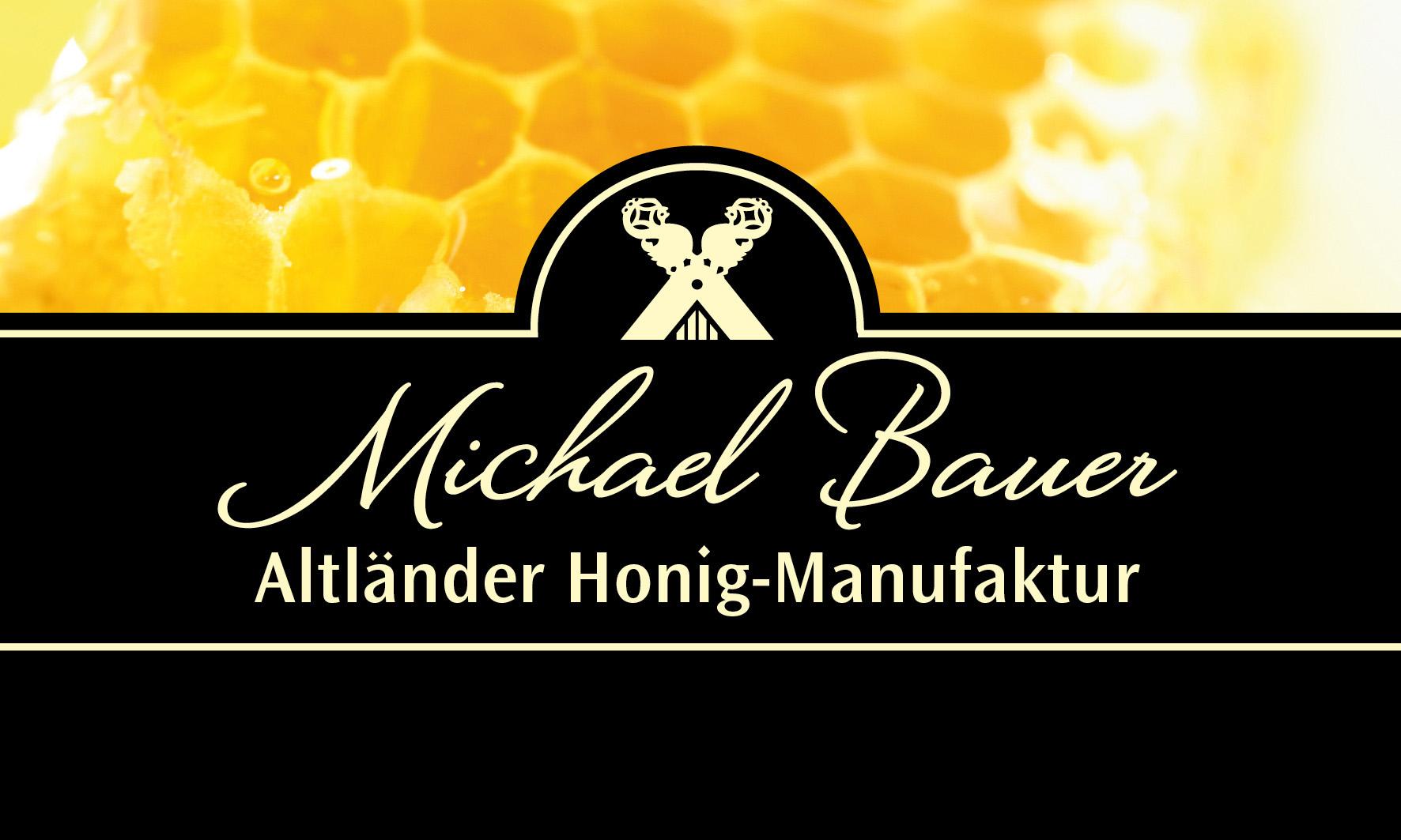 Honigmanufaktur Michael Bauer