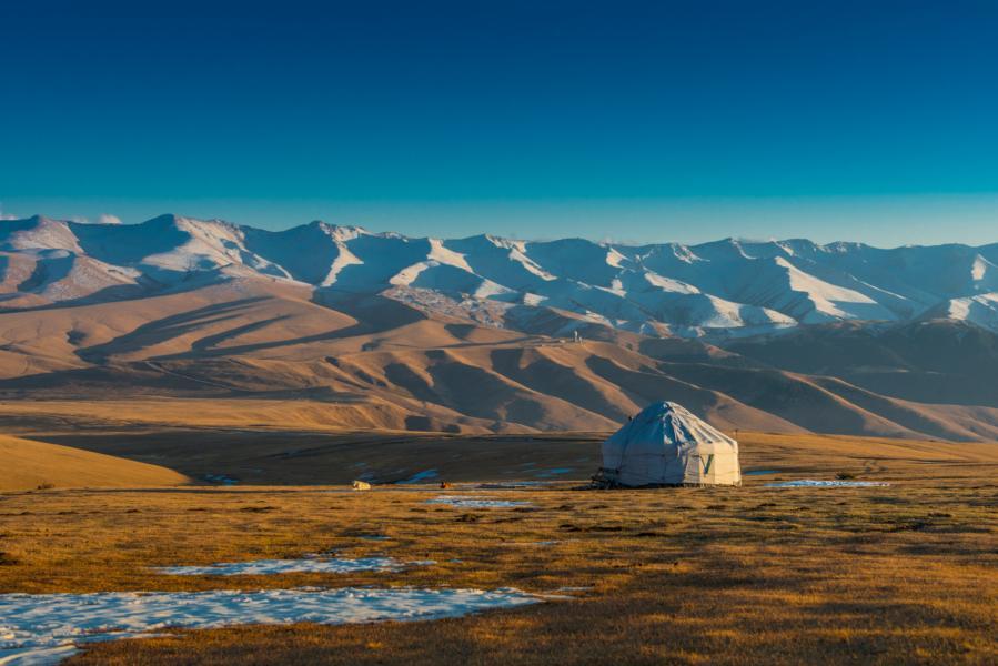 Landschaft_Mongolei