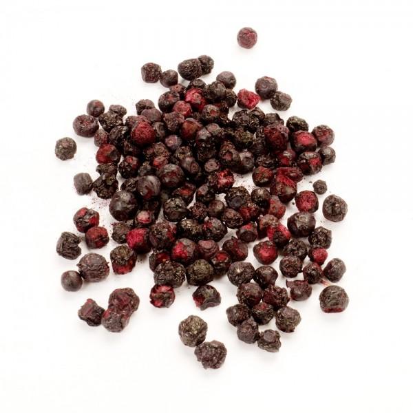 Heidelbeeren gefriergetrocknet, Wildsammlung, 100g
